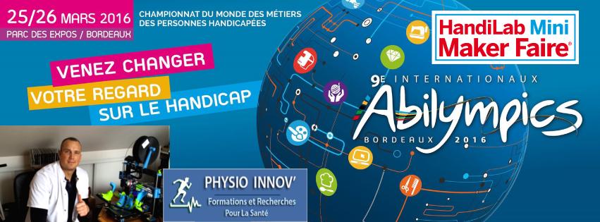 Aurel2 - Abilympics - maker faire